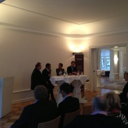 Hallo Sporttalk mit Geschäftsführer Finanzen Ingo Schiller, Trainer Jos Luhukay und Geschäftsführer Sport Michael Preetz