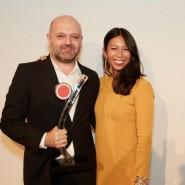 Hallo Lucky Strike Designer Award mit dem Gewinner 2012 Stardesigner Hussein Chalayan