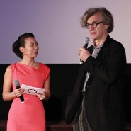 Hallo Beauty of a Second Award mit Wim Wenders
