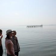 Hallo aus dem Victoriasee wird das Wasser gewonnen und mittels eines Wasserwerks werden ca 80 Millionen Liter Wasser pro Tag gewonnen